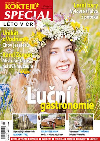 časopis Koktejl Speciál