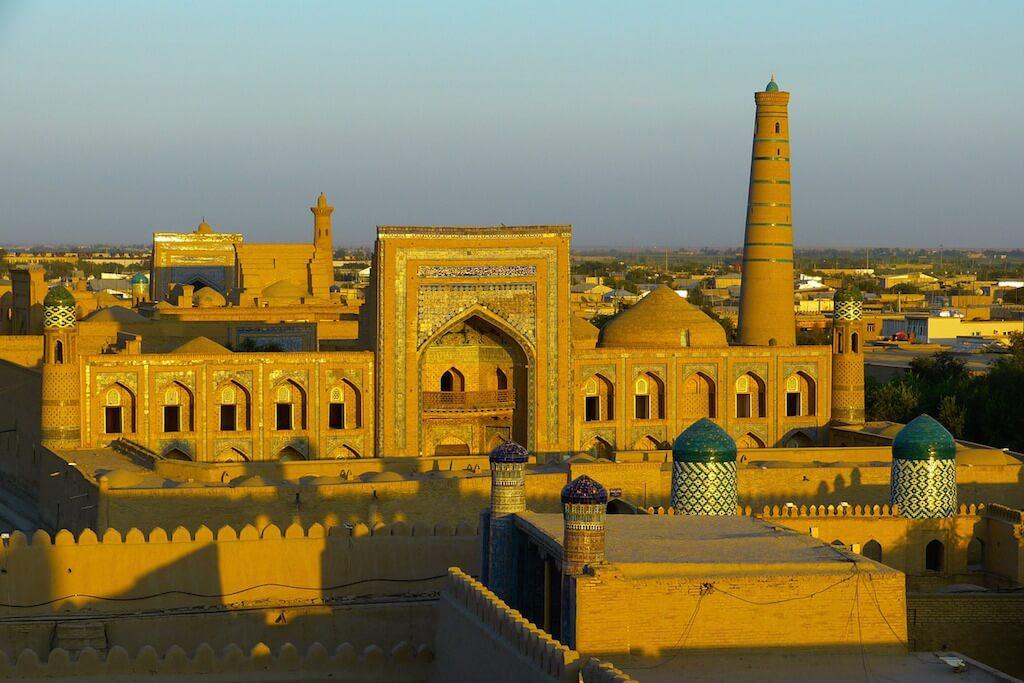 chiva uzbekistan