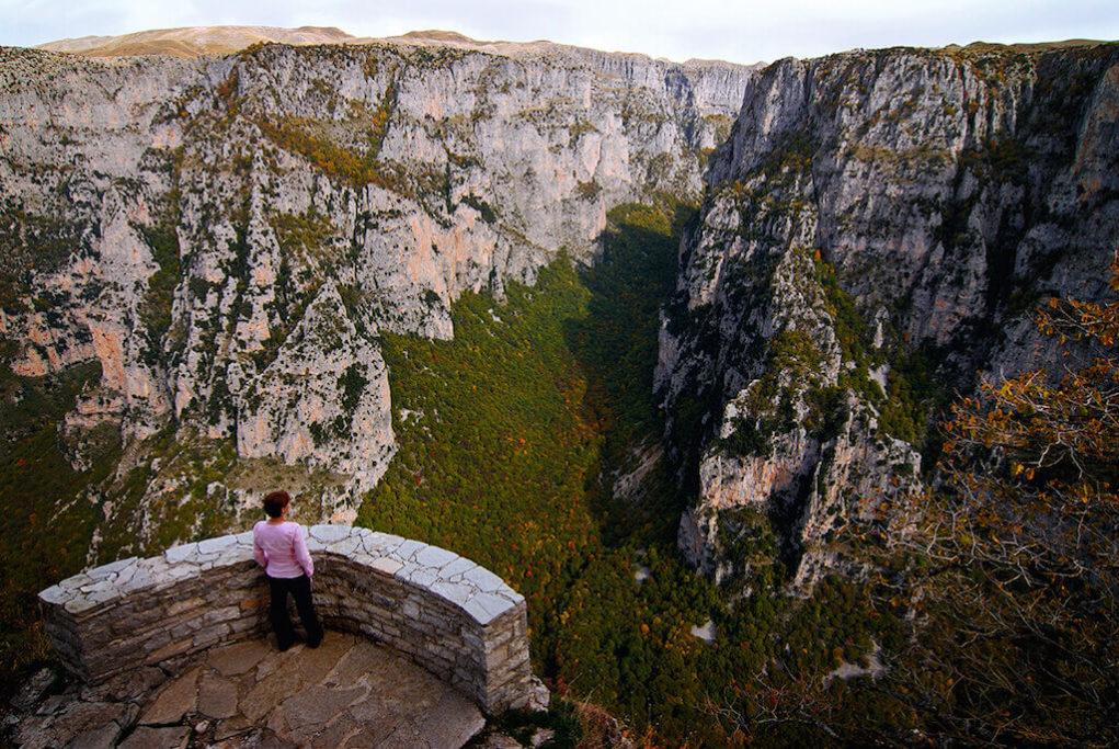 řecké hory