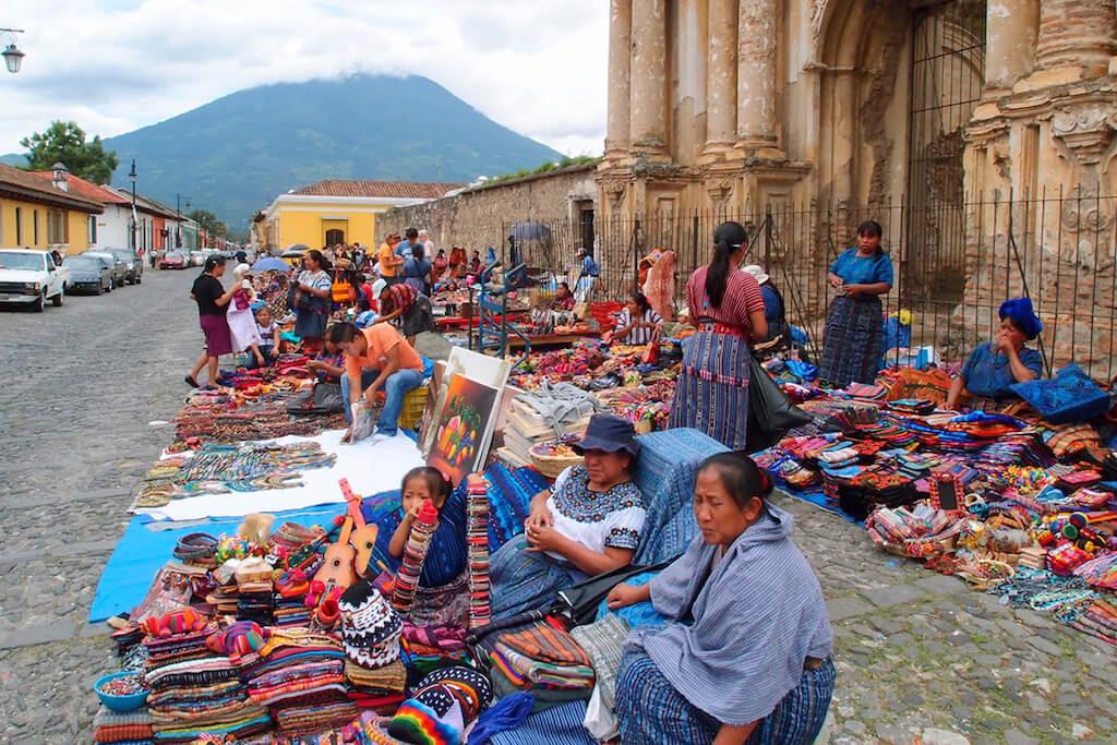 Pacaya Guatemala