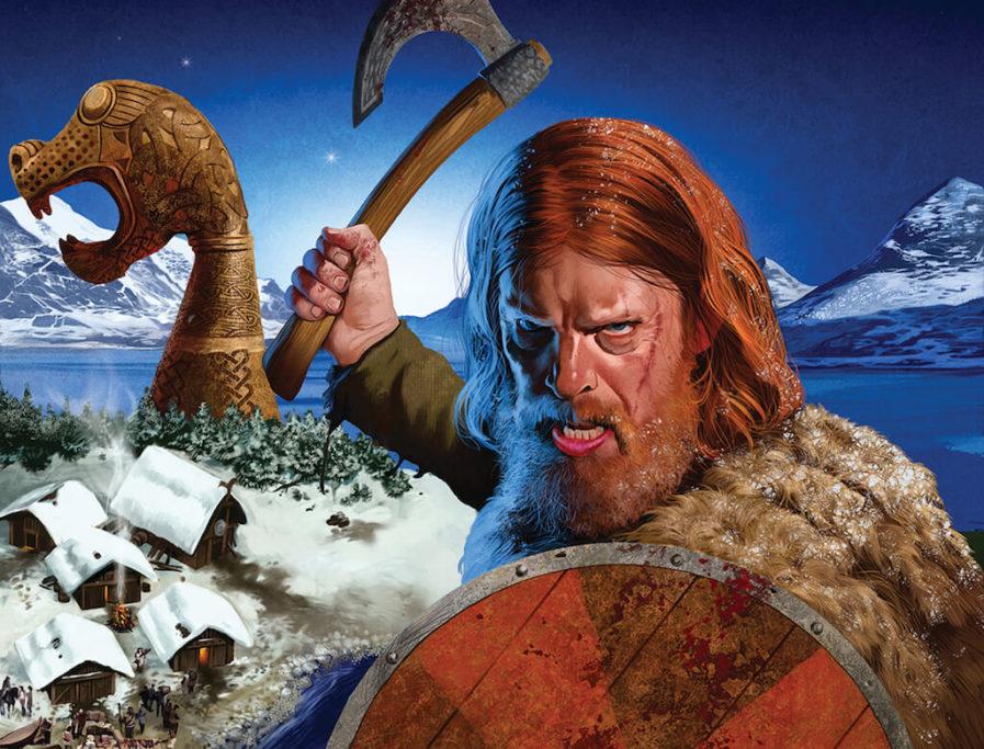 tajuplna éra vikingů už víš proč