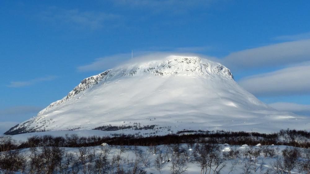 Norsko chce darovat Finsku k jeho 100. narozeninám nejvyšší horu1 minut čtení