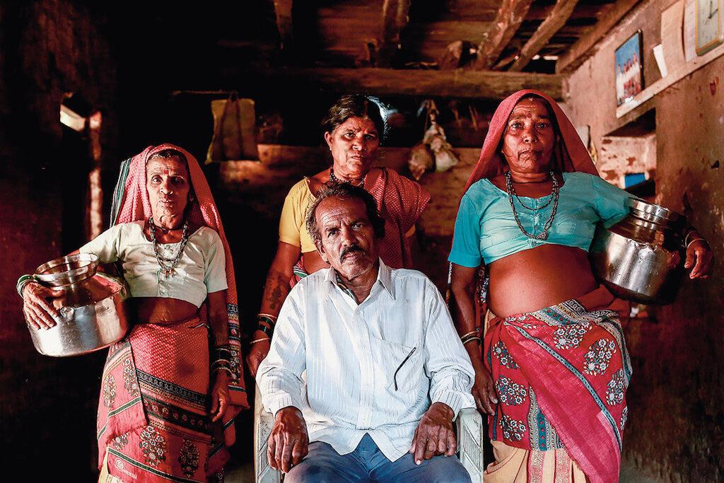 mnohoženství v indii