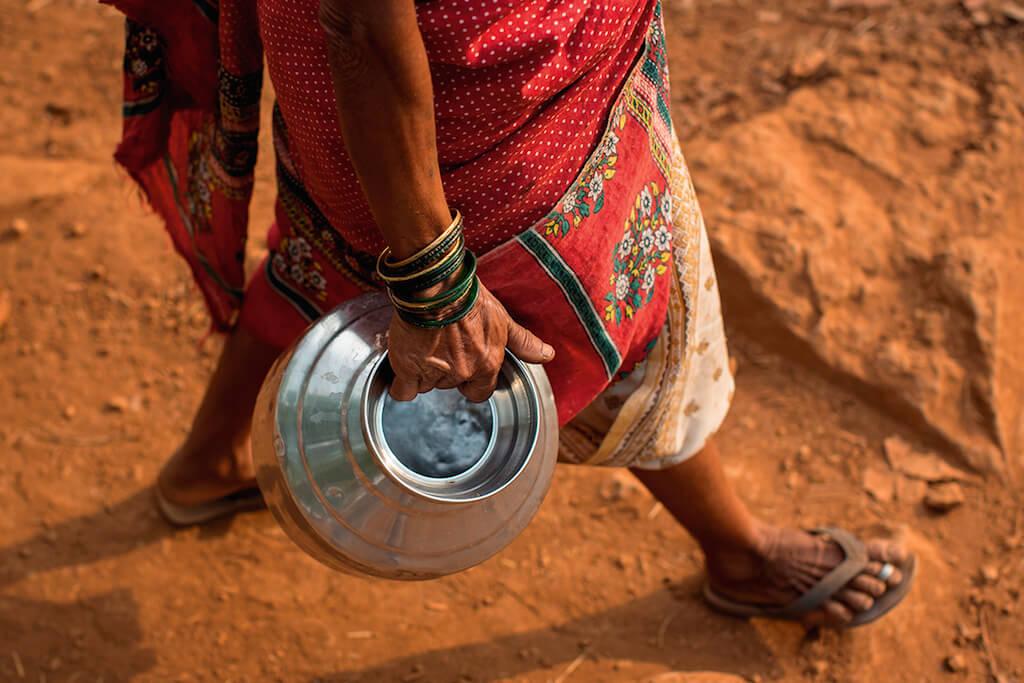 sucho v indii