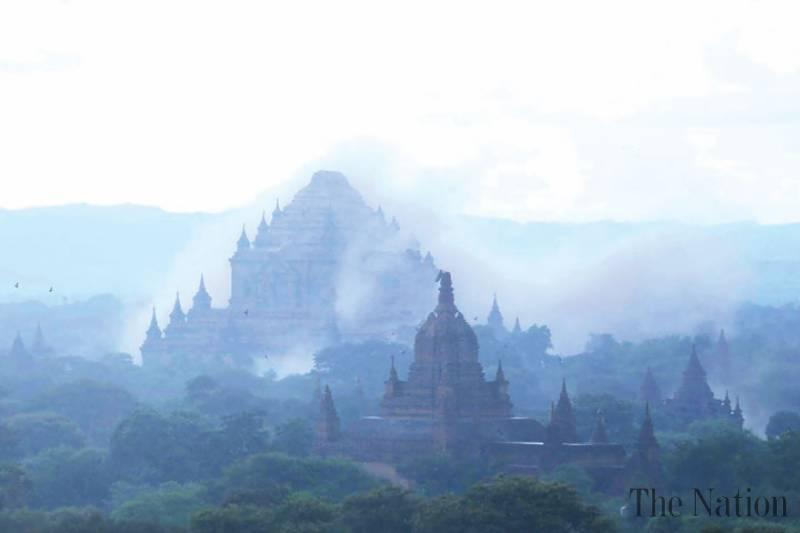 Zemětřesení v Barmě 20164 minut čtení