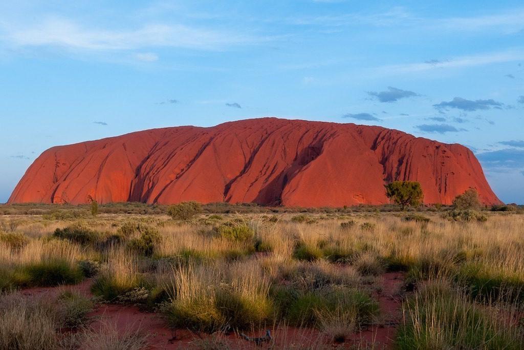 Putování pustou a přitom nádhernou krajinou Austrálie11 minut čtení