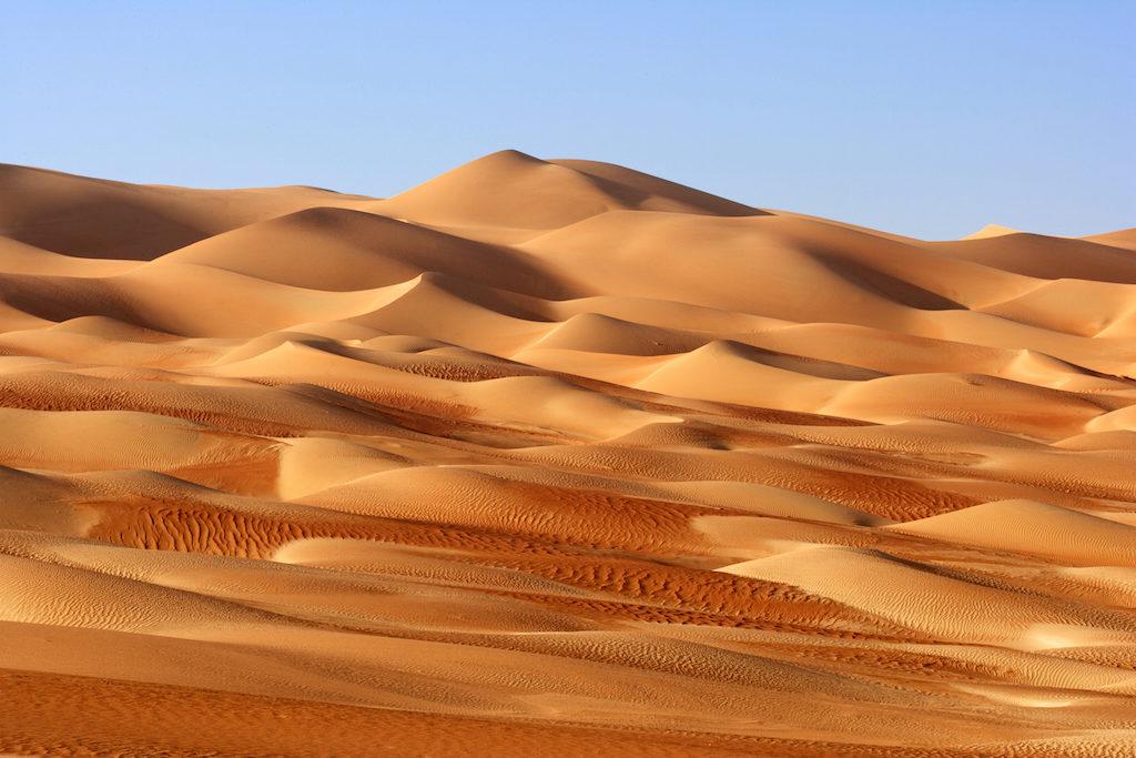 Bloudění v pustých končinách pouště Rub al-Chálí11 minut čtení