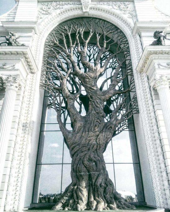 strom architektura