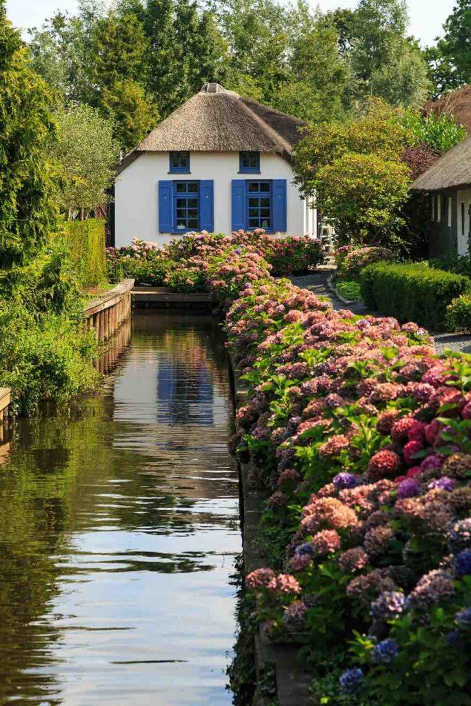 vesnice benatky nizozemsko