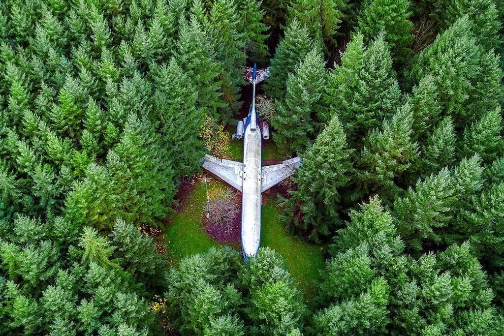 10 ohromujících fotek vraků letadel, které budí respekt2 minut čtení