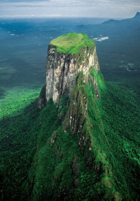 venezuela stolova hora