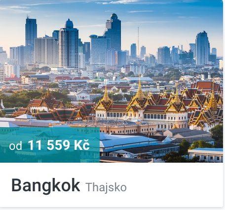 letenky thajsko