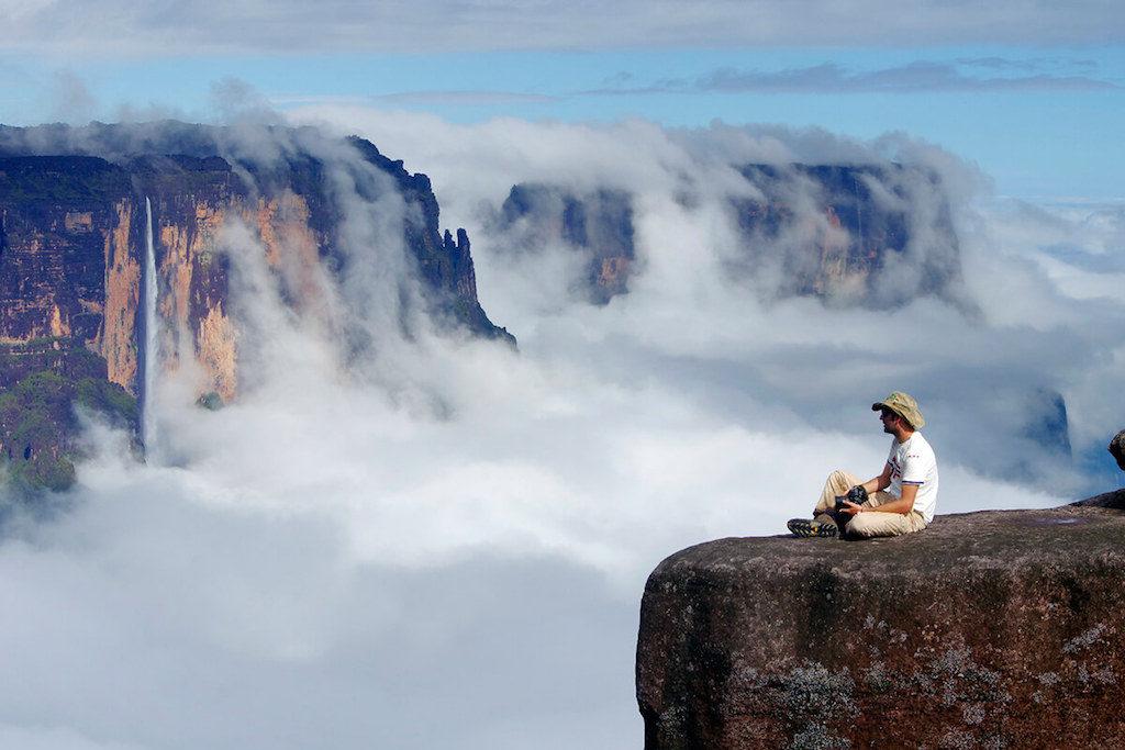 stolove hory venezuela