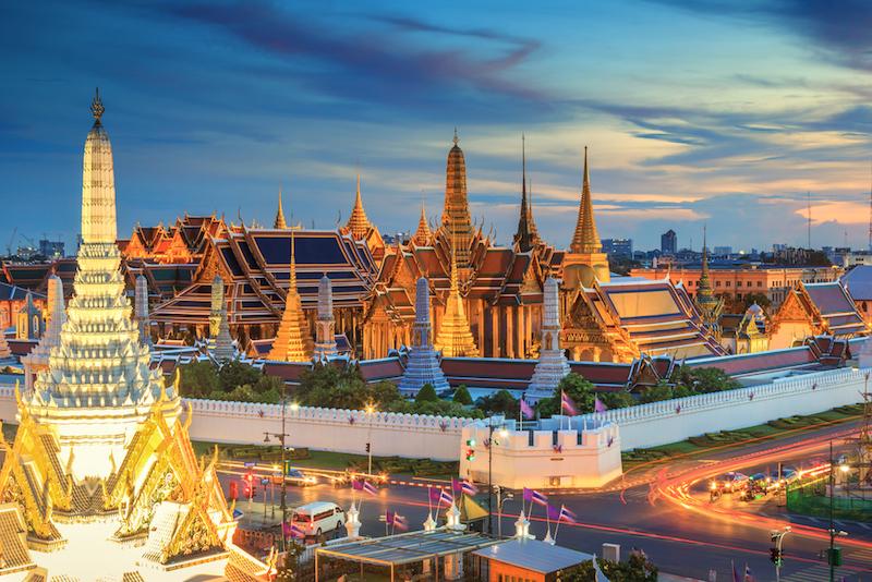 Thajsko 1
