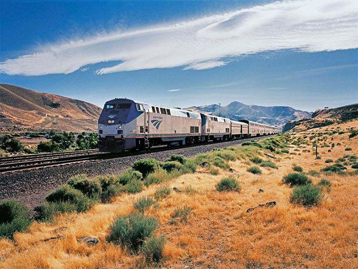 Tajný tip: Procestuj USA křížem krážem vlakem za 5300 Kč4 minut čtení