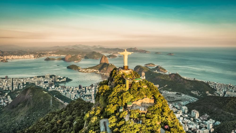 Amerika Brazilie