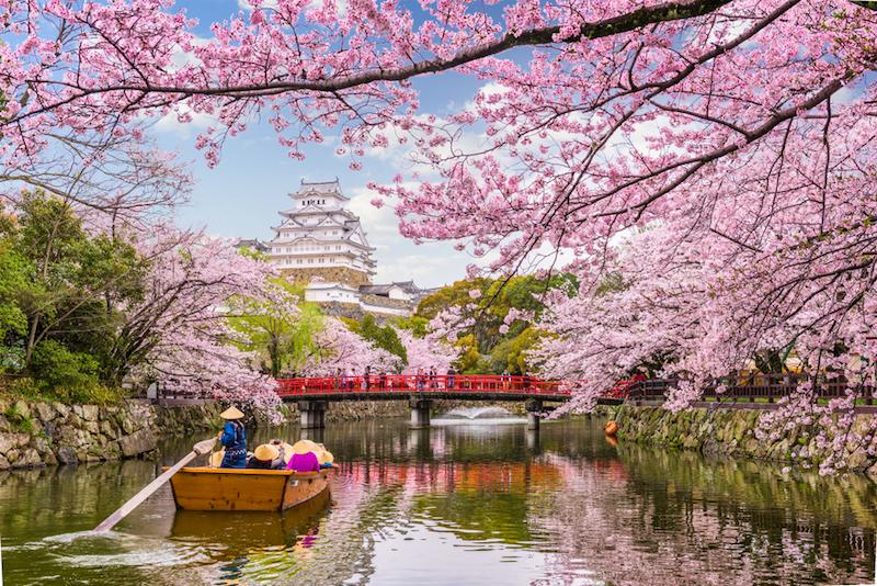 Asie Japonsko 1