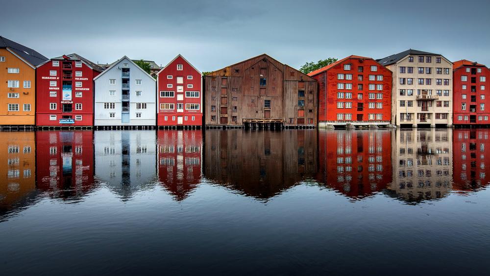 norsko architektura