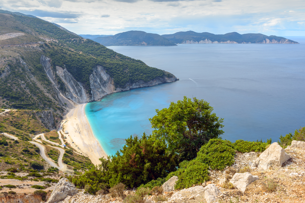 kefalonie řecko