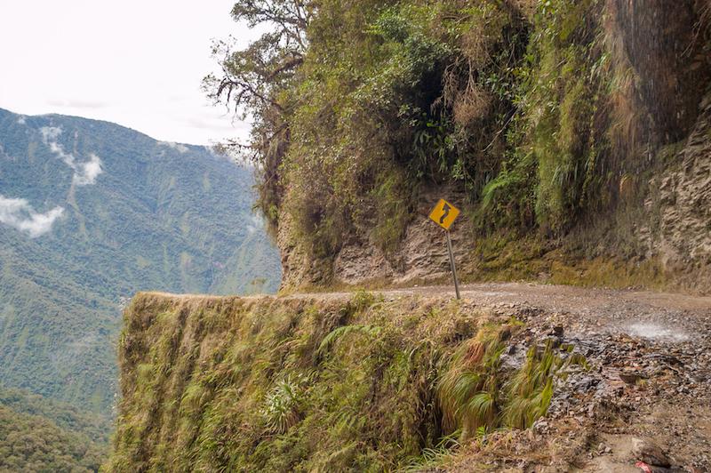 Yungas, Bolívie