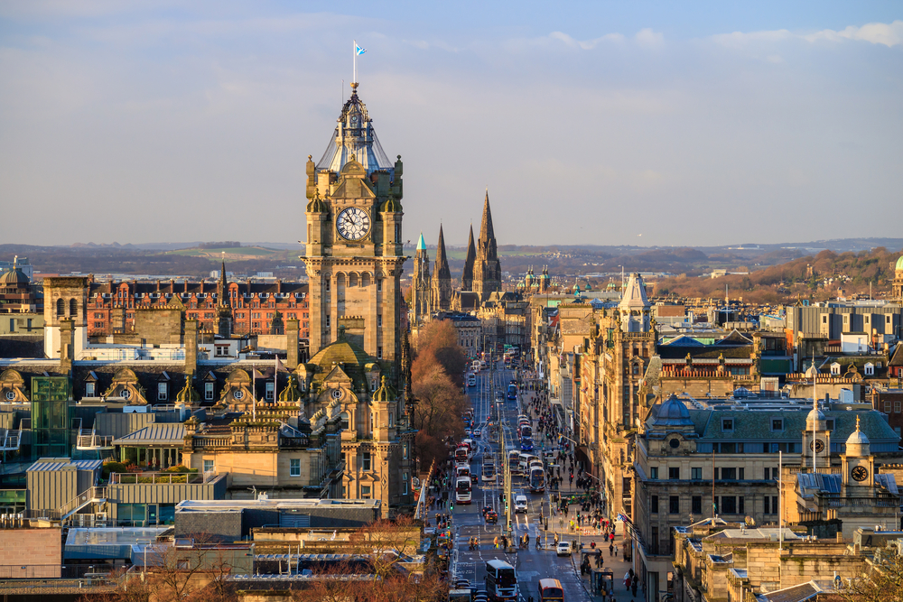 Edinburghu