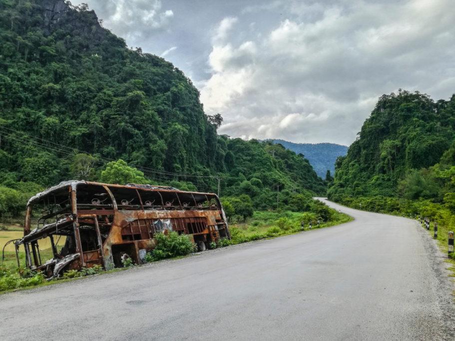 Route 13, Laos