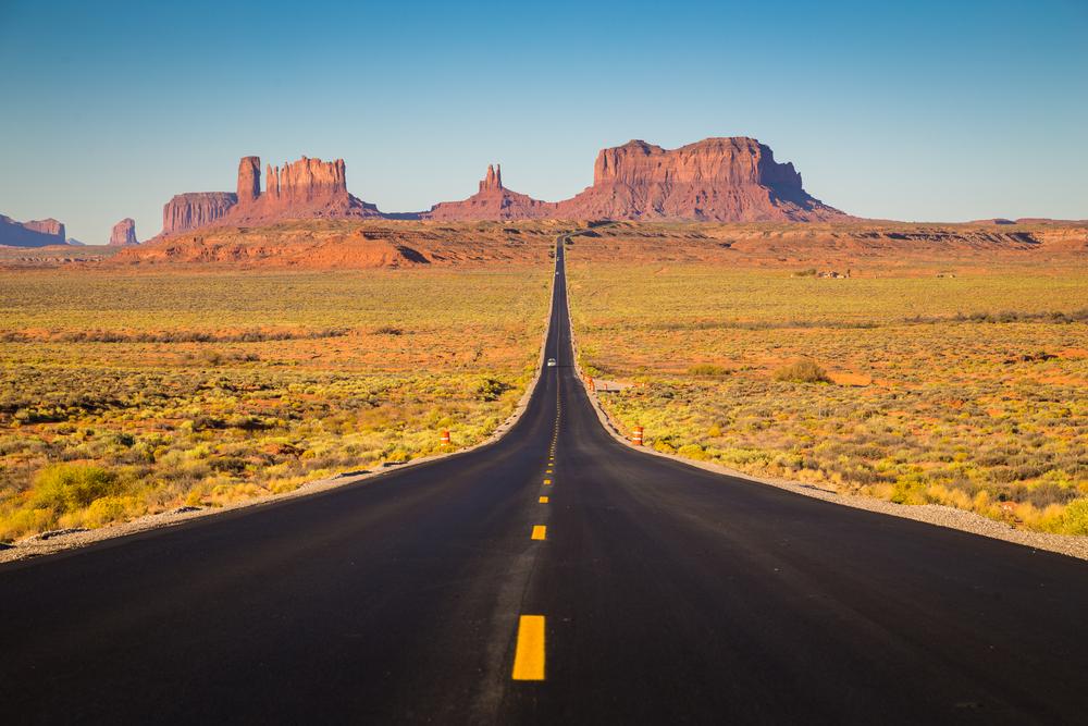 Route 163, Utah