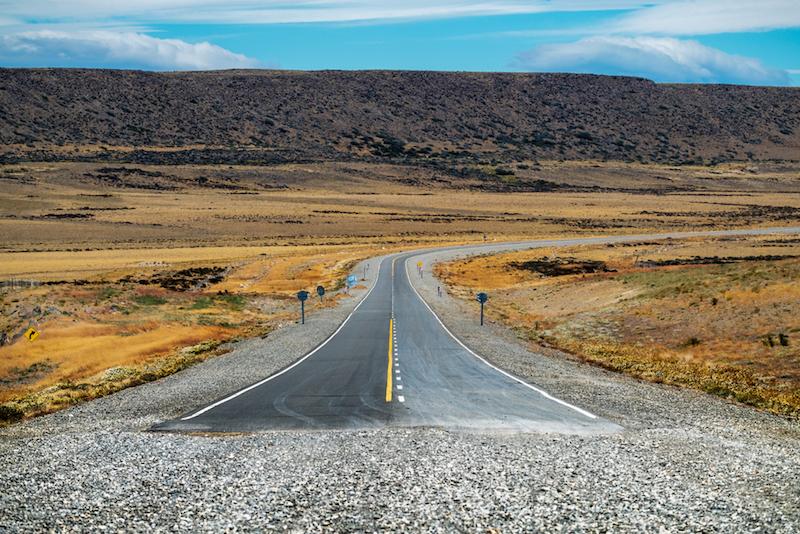 Ruta 40, Patagonie
