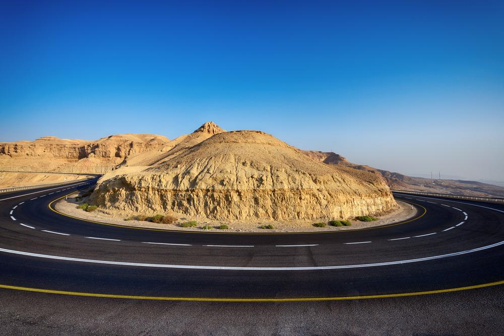 Silnice v Palestině
