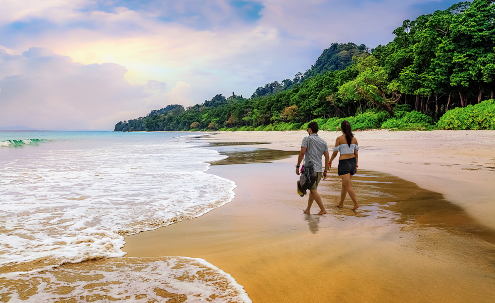 Andamanské ostrovy, Indie