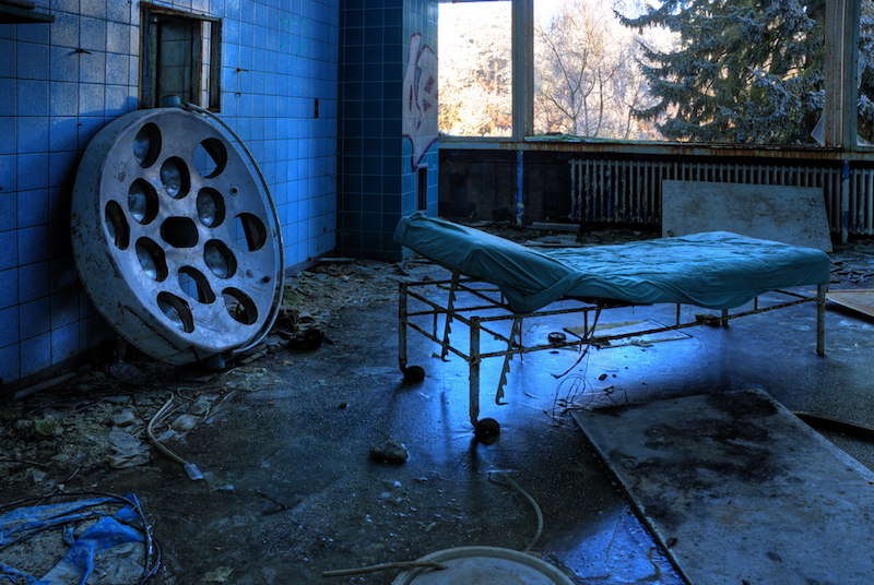Beelitz nemocnice