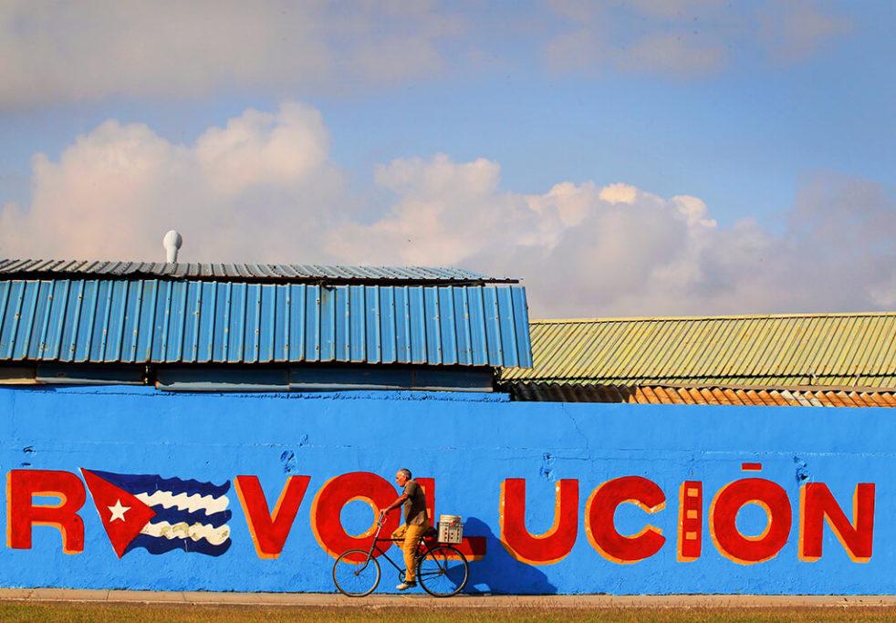 Český cestovatel projel Kubu křížem krážem na kole13 minut čtení