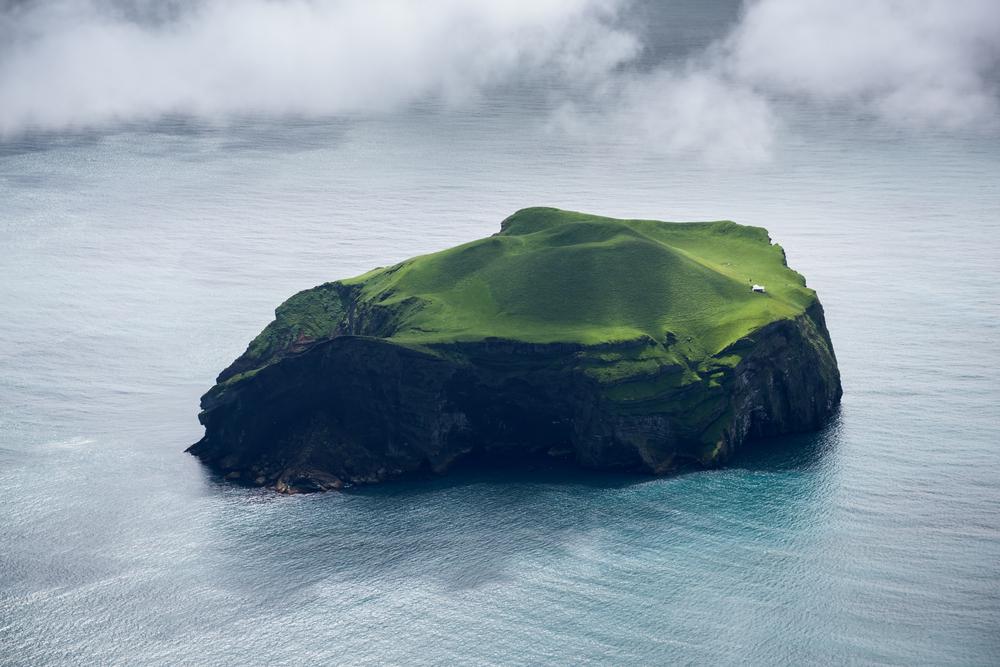 Ellidaey, Island