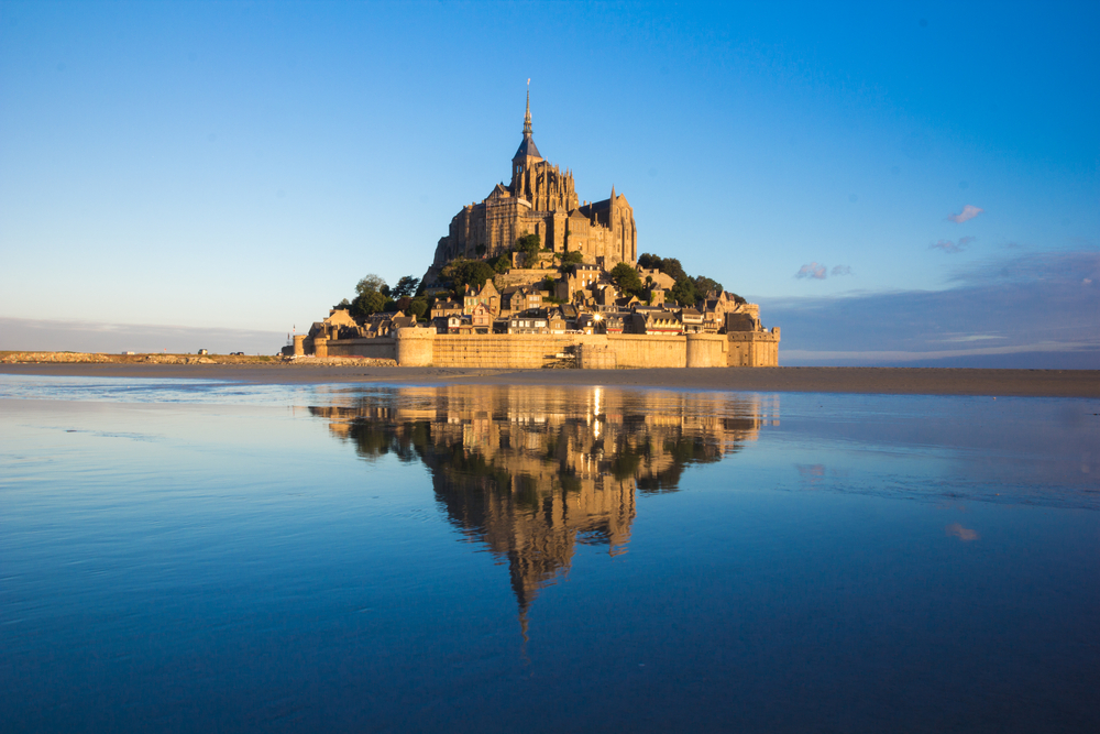 Hora sv. Michaela, Francie
