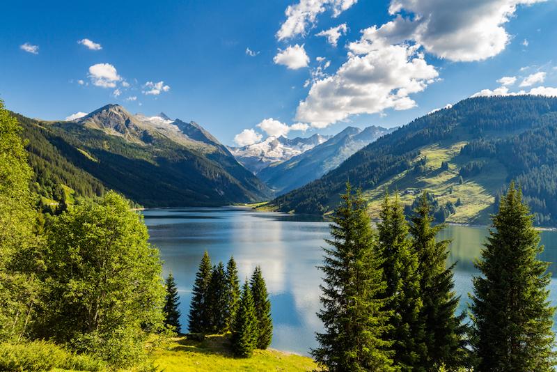 rakouska krajina