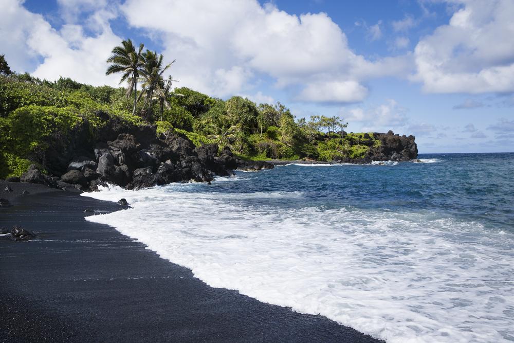 Honokalani Beach Hawaii