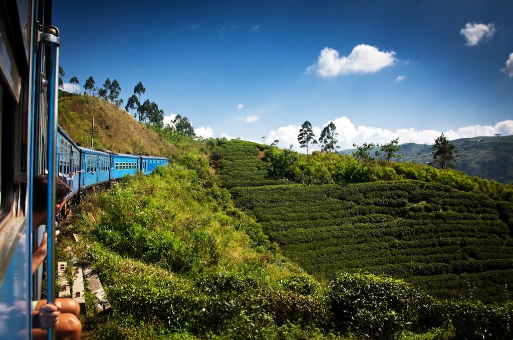Vlakem po Sri Lance