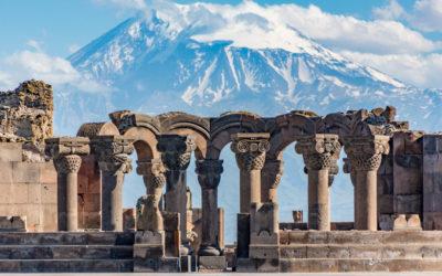 Mini průvodce Arménií