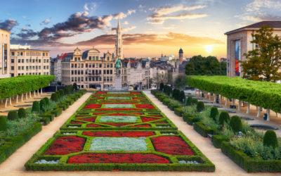 Mini průvodce Belgií