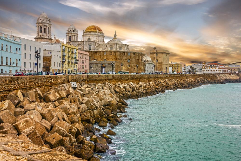 Cádiz Španělsko