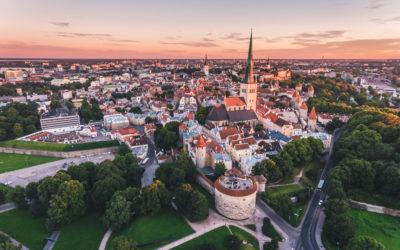 Mini průvodce Estonskem