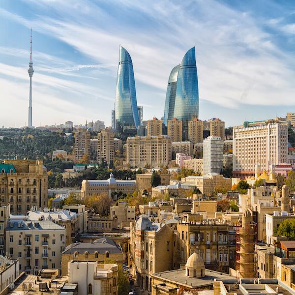 Baku Ázerbajdžán