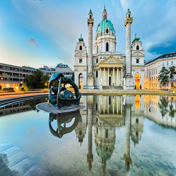 Císařské paláce ve Vídni