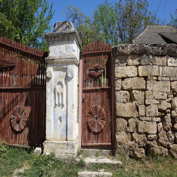 vesnice Moldavsko