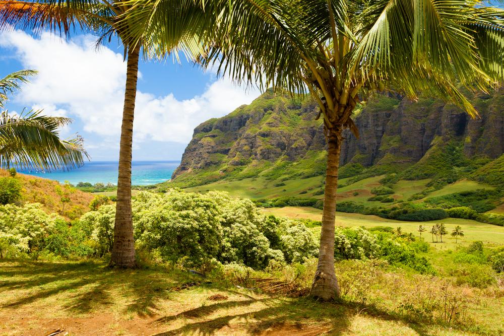 Královská stezka Ka'au Hawai