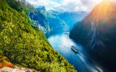 Mini průvodce Norskem