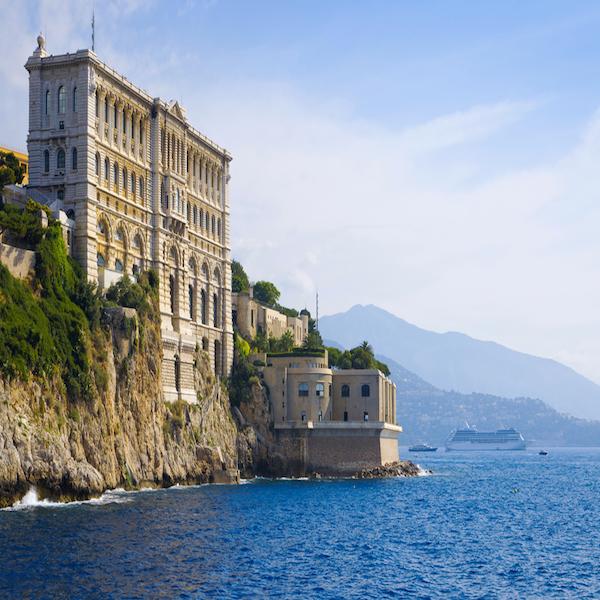 Oceánografické muzeum a akvárium Monako