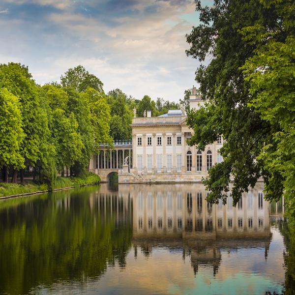 Park Łazienski
