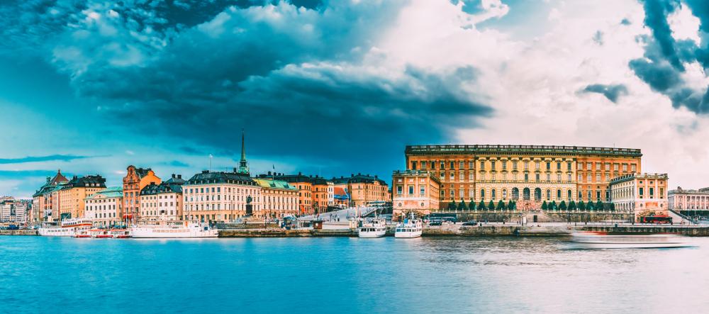 Datování ve Švédsku stockholm