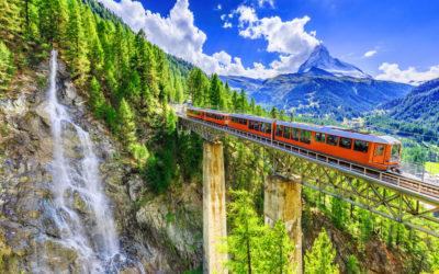 Mini průvodce Švýcarskem